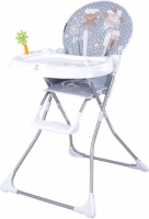 Стульчик для кормления Lorelli Jolly Gray White Funny Days (10100081618) -