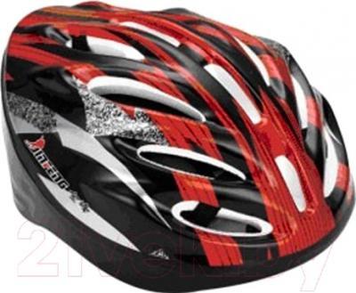 Защитный шлем Speed GF-8011 (L, красный)