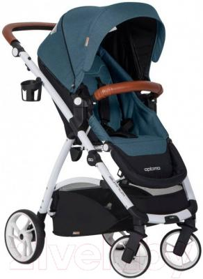 Детская прогулочная коляска EasyGo Optimo (adriatic)