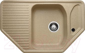 Мойка кухонная Granicom G002-10 (дакар)