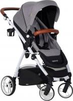 Детская прогулочная коляска EasyGo Optimo (grey fox) -