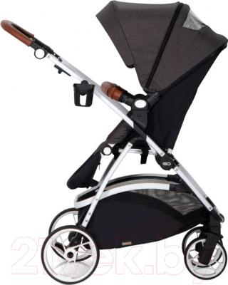 Детская прогулочная коляска EasyGo Optimo (grey fox) - внешний вид на примере модели другого цвета