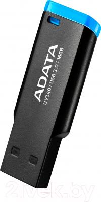 Usb flash накопитель A-data UV140 Blue 16GB (AUV140-16G-RBE)