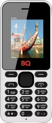 Мобильный телефон BQ Cairo BQM-1804 (белый)