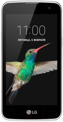 Смартфон LG K4 / K130E (белый)