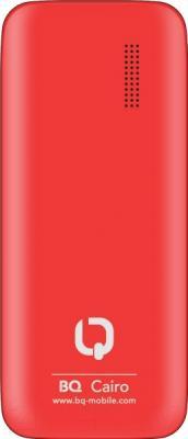 Мобильный телефон BQ Cairo BQM-1804 (красный)