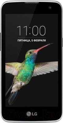 Смартфон LG K4 / K130E (индиго)