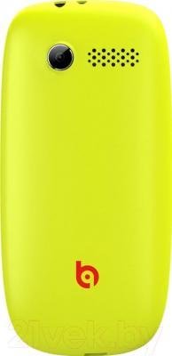 Мобильный телефон BQ Barcelona BQM-1820 (желтый)