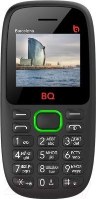 Мобильный телефон BQ Barcelona BQM-1820 (зеленый)