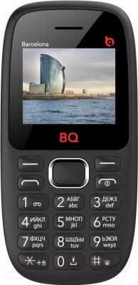 Мобильный телефон BQ Barcelona BQM-1820 (черный)