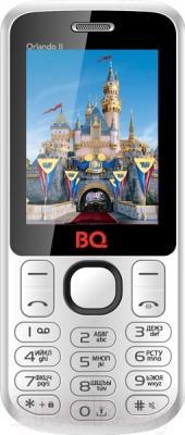 Мобильный телефон BQ Orlando II BQM-2403 (белый)