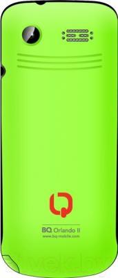 Мобильный телефон BQ Orlando II BQM-2403 (зеленый)