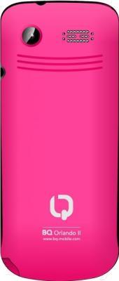 Мобильный телефон BQ Orlando II BQM-2403 (розовый)