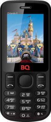 Мобильный телефон BQ Orlando II BQM-2403 (черный)