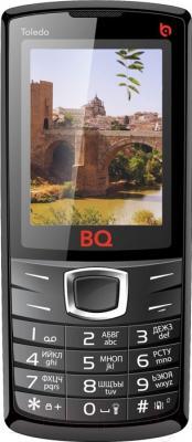 Мобильный телефон BQ Toledo BQM-2406 (черный)