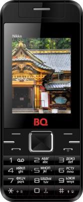 Мобильный телефон BQ Nikko BQM-2424 (черный)