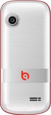 Мобильный телефон BQ Las Vegas BQM-2601 (белый)