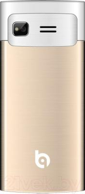 Мобильный телефон BQ Dallas BQM-2859 (шампань)