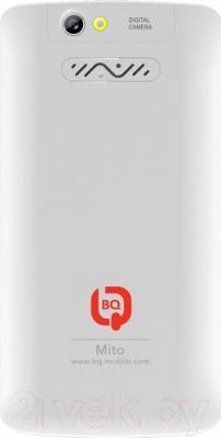 Смартфон BQ Mito BQM-3502 (белый)