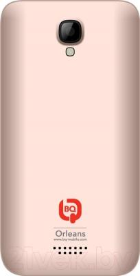Смартфон BQ Orleans BQS-4009 (розовый/золотой)