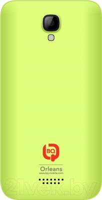 Смартфон BQ Orleans BQS-4009 (зеленый)