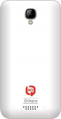 Смартфон BQ Orleans BQS-4009 (белый)