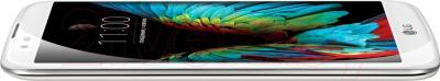 Смартфон LG K10 LTE / K430ds (белый)