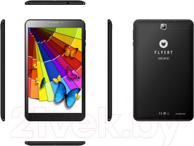Планшет Flycat Unicum 8S 8GB 3G (черный)