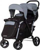Детская прогулочная коляска EasyGo Fusion (Gray Fox) -