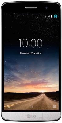 Смартфон LG Ray / X190 (серебристый)