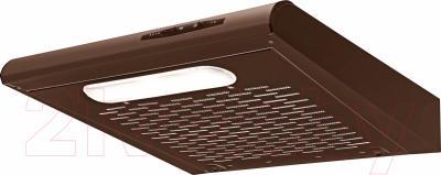Вытяжка плоская Ciarko ZRC Slim 60 (коричневый)