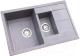 Мойка кухонная Granicom G012-10 (дакар) -