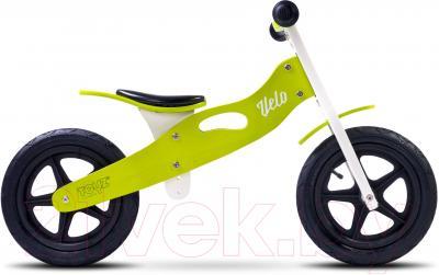 Беговел Toyz Velo (зеленый)