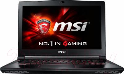 Ноутбук MSI GS40 6QE-019RU Phantom (9S7-14A112-019)