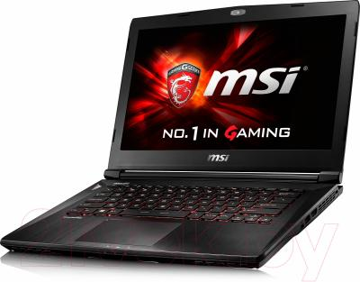 Ноутбук MSI GS40 6QE-020RU Phantom (9S7-14A112-020)