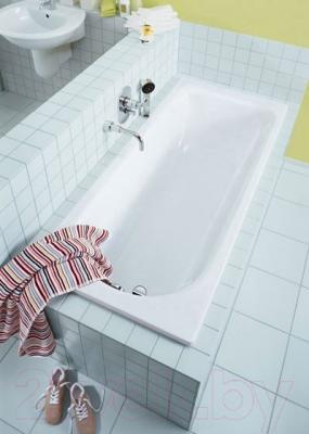 Ванна стальная Kaldewei Saniform Plus 371-1 170x73 (с ножками)