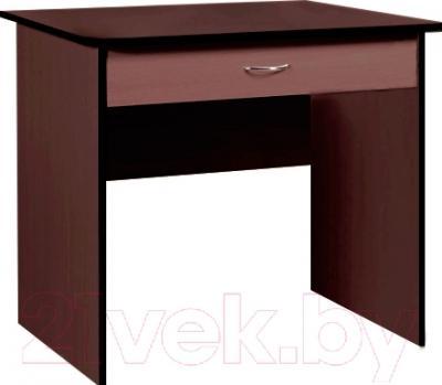 Компьютерный стол Мебель-Класс Форум (ясень шимо темный)