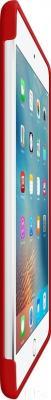 Бампер для планшета Apple Silicone Case MKLN2ZM/A (красный)