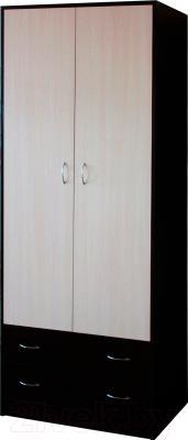 Шкаф Мебель-Класс Имидж-М (венге-дуб молочный)