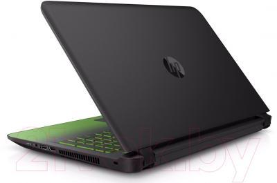Ноутбук HP Pavilion 15-ak002ur [L2S97EA]