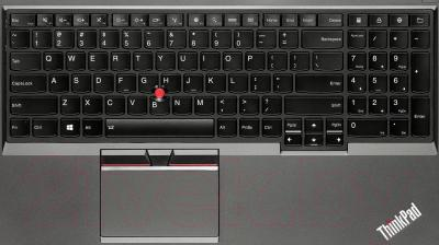 Ноутбук Lenovo ThinkPad Yoga 15 (20DQ001QRT)
