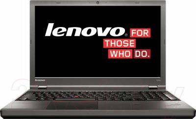 Ноутбук Lenovo ThinkPad T540p (20BE009DRT)