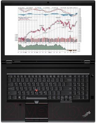 Ноутбук Lenovo ThinkPad P70 (20ER0027RT)