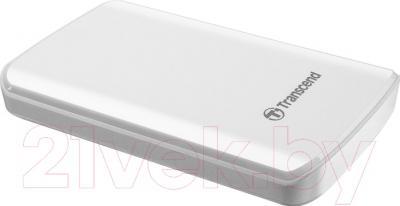 Внешний жесткий диск Transcend StoreJet 25D3 1TB (TS1TSJ25D3W)