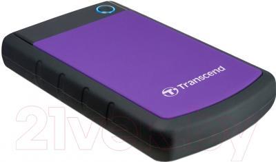 Внешний жесткий диск Transcend StoreJet 25H3P 2TB (TS2TSJ25H3P)