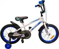 Детский велосипед Aist Pluto 976 (16, белый) -