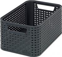 Корзина Curver Style L 03616-308-00 / 205852 (темно-серый) -