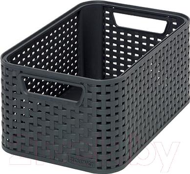 Корзина Curver Style L 03616-308-00 / 205852 (темно-серый)