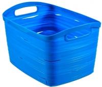 Корзина Curver Ribbon L 00719-X08-00 / 221160 (синий) -
