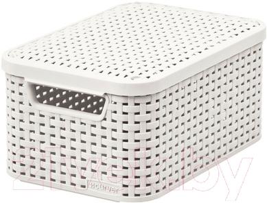 Ящик для хранения Curver Style S 03617-885-00 / 205840 (кремовый)
